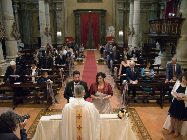 Il matrimonio di Matteo e Maria a Erbusco, Brescia 8