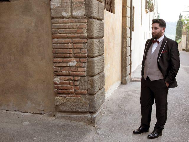Il matrimonio di Matteo e Maria a Erbusco, Brescia 11