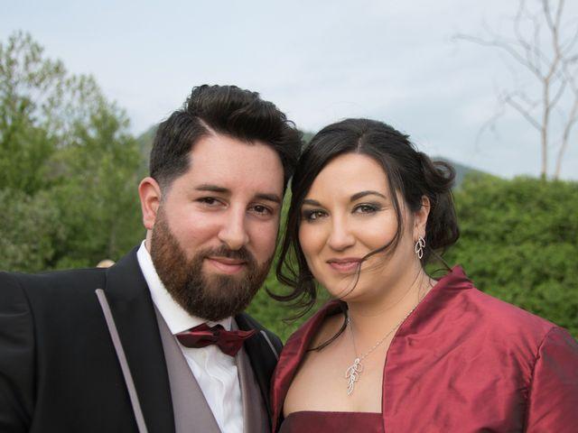 Il matrimonio di Matteo e Maria a Erbusco, Brescia 13