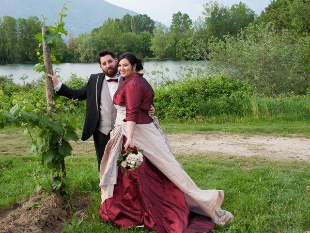 Il matrimonio di Matteo e Maria a Erbusco, Brescia 19