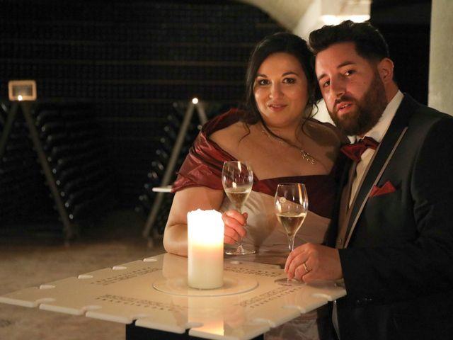 Il matrimonio di Matteo e Maria a Erbusco, Brescia 21