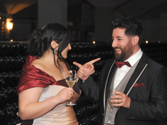 Il matrimonio di Matteo e Maria a Erbusco, Brescia 27