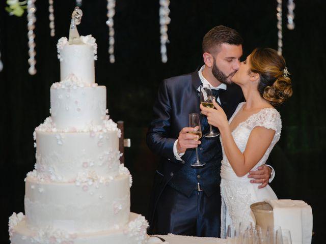 le nozze di Cristina e Guglielmo