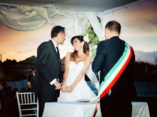 Il matrimonio di donato e alice a Monopoli, Bari 11