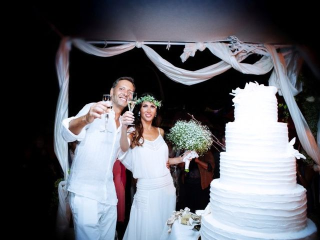 Il matrimonio di donato e alice a Monopoli, Bari 14