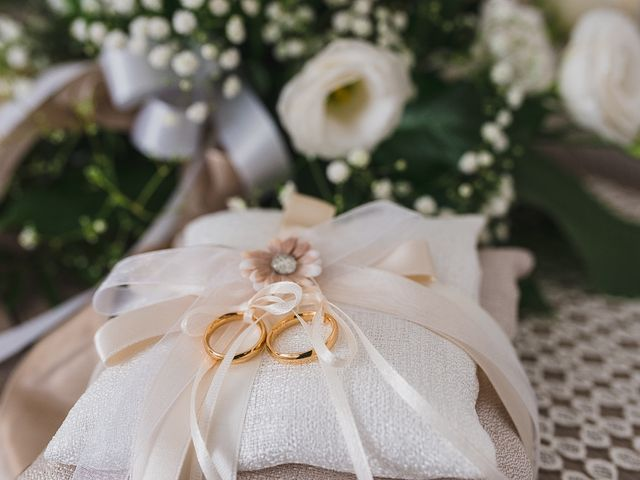 Il matrimonio di Simone e Francesca a Graffignano, Viterbo 4
