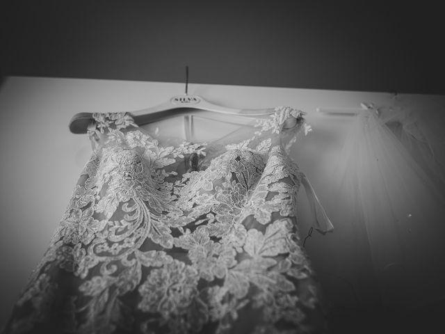 Il matrimonio di Simone e Francesca a Graffignano, Viterbo 7