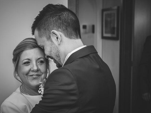 Il matrimonio di Simone e Francesca a Graffignano, Viterbo 9