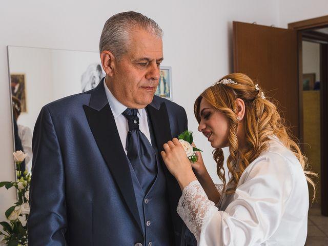 Il matrimonio di Simone e Francesca a Graffignano, Viterbo 14