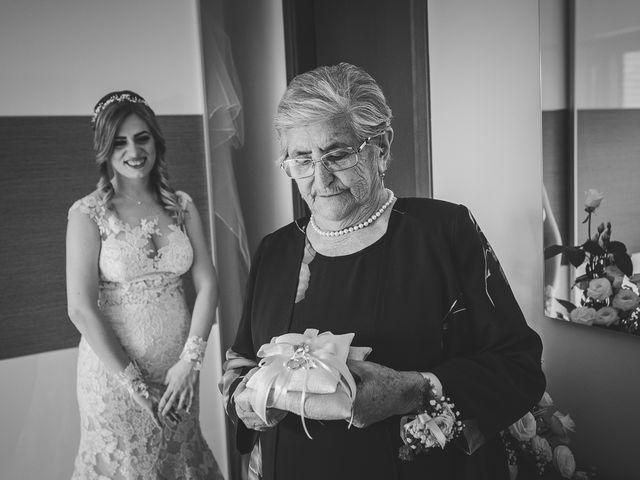 Il matrimonio di Simone e Francesca a Graffignano, Viterbo 17