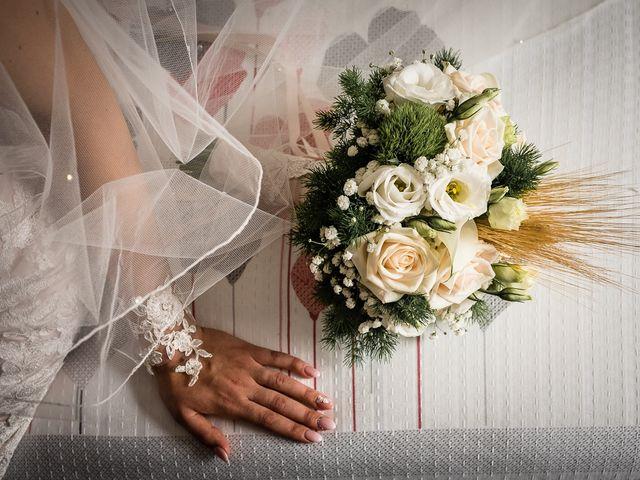 Il matrimonio di Simone e Francesca a Graffignano, Viterbo 18