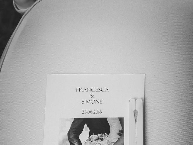 Il matrimonio di Simone e Francesca a Graffignano, Viterbo 20
