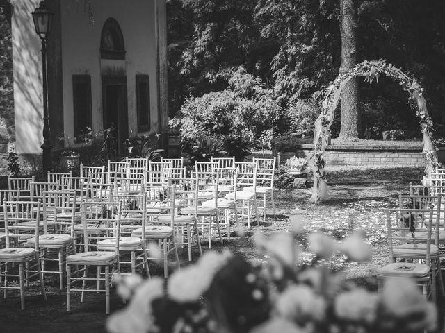 Il matrimonio di Simone e Francesca a Graffignano, Viterbo 21