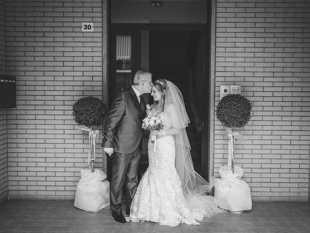 Il matrimonio di Simone e Francesca a Graffignano, Viterbo 22