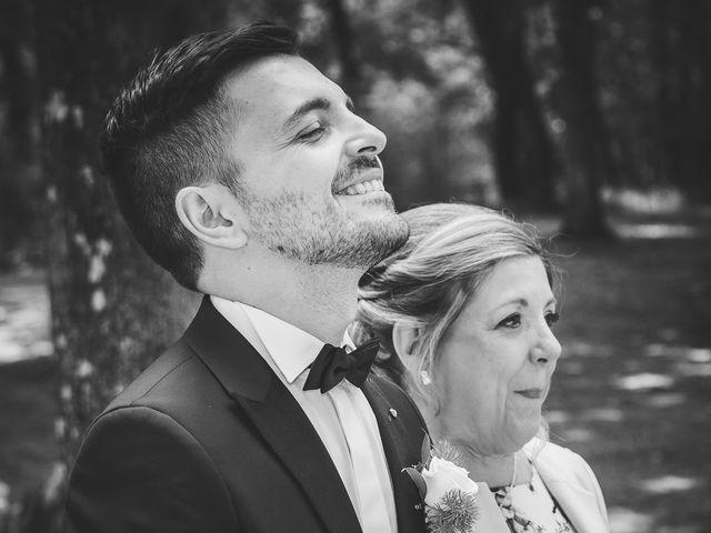 Il matrimonio di Simone e Francesca a Graffignano, Viterbo 25
