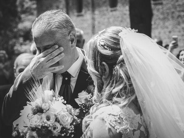 Il matrimonio di Simone e Francesca a Graffignano, Viterbo 2