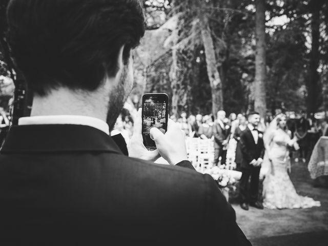 Il matrimonio di Simone e Francesca a Graffignano, Viterbo 27
