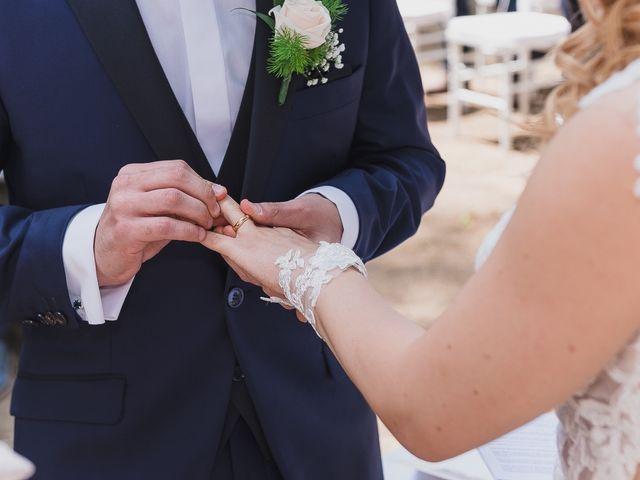 Il matrimonio di Simone e Francesca a Graffignano, Viterbo 31