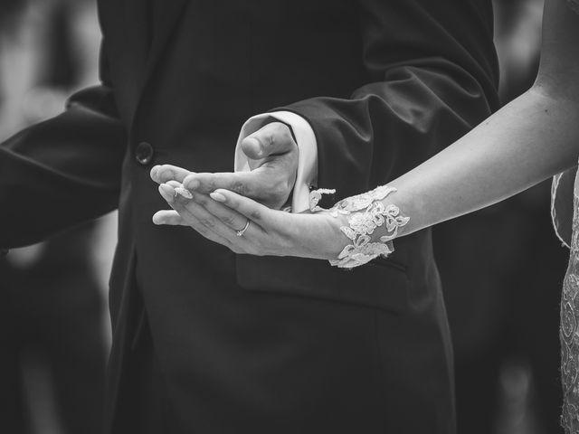 Il matrimonio di Simone e Francesca a Graffignano, Viterbo 33