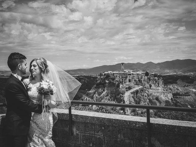 Il matrimonio di Simone e Francesca a Graffignano, Viterbo 35
