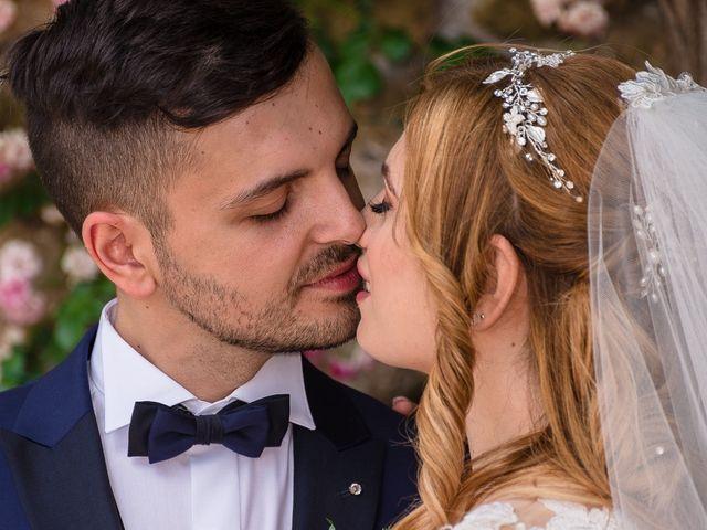 Il matrimonio di Simone e Francesca a Graffignano, Viterbo 37