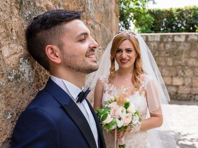 Il matrimonio di Simone e Francesca a Graffignano, Viterbo 38