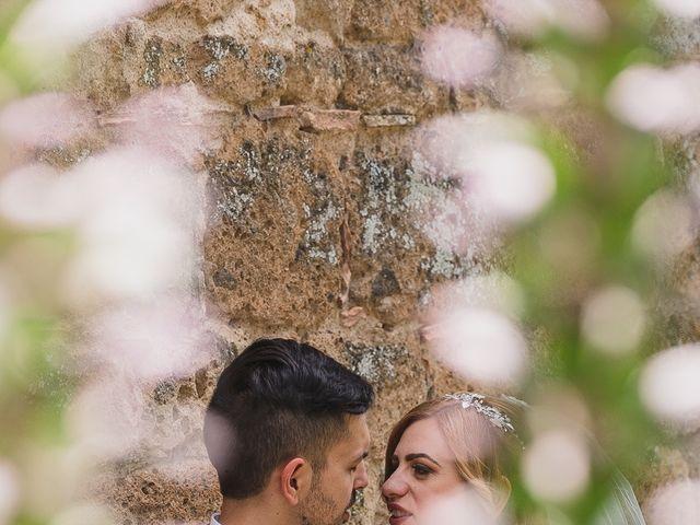Il matrimonio di Simone e Francesca a Graffignano, Viterbo 39