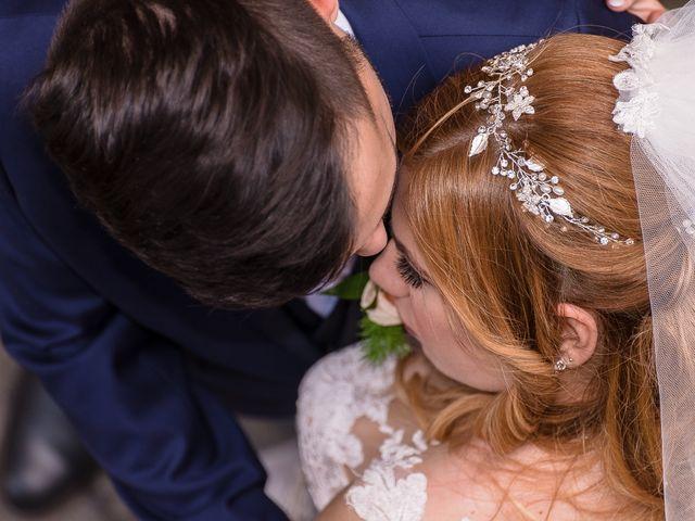 Il matrimonio di Simone e Francesca a Graffignano, Viterbo 41