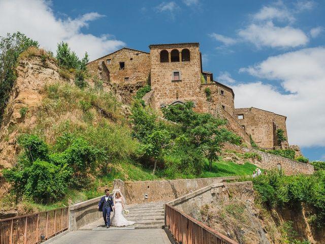Il matrimonio di Simone e Francesca a Graffignano, Viterbo 47