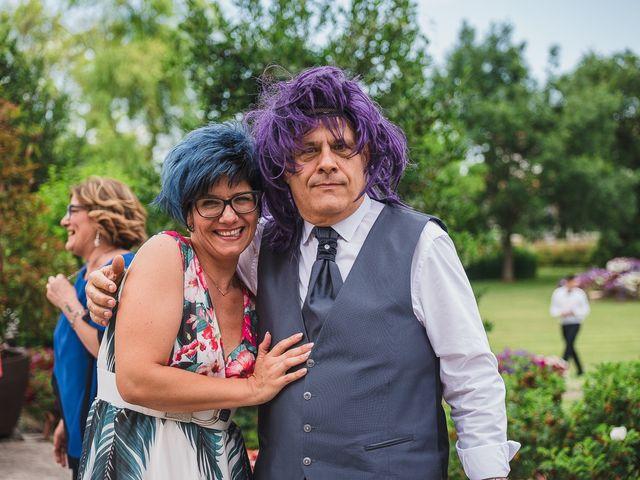 Il matrimonio di Simone e Francesca a Graffignano, Viterbo 58