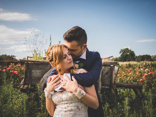 Il matrimonio di Simone e Francesca a Graffignano, Viterbo 62