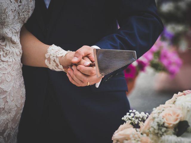 Il matrimonio di Simone e Francesca a Graffignano, Viterbo 70