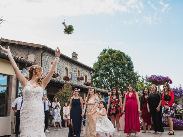 Il matrimonio di Simone e Francesca a Graffignano, Viterbo 74