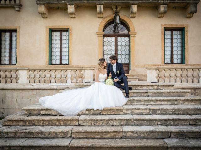 le nozze di Beatrice e Sereno