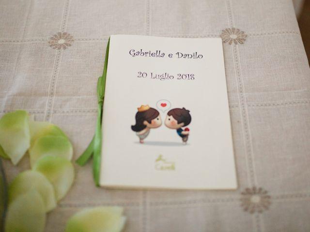 Il matrimonio di Danilo e Gabriella a Mesagne, Brindisi 3