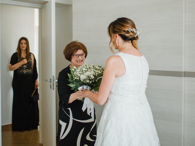 Il matrimonio di Danilo e Gabriella a Mesagne, Brindisi 23