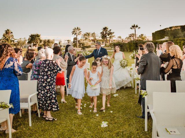 Il matrimonio di Danilo e Gabriella a Mesagne, Brindisi 50