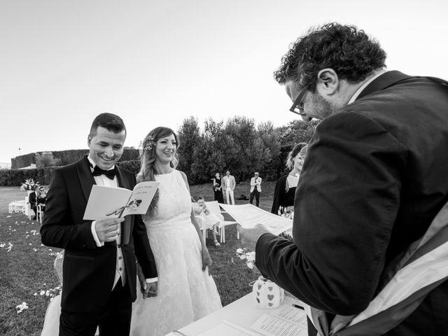 Il matrimonio di Danilo e Gabriella a Mesagne, Brindisi 52