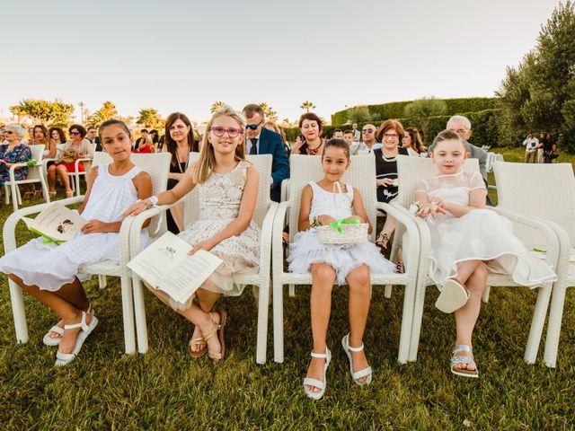 Il matrimonio di Danilo e Gabriella a Mesagne, Brindisi 53