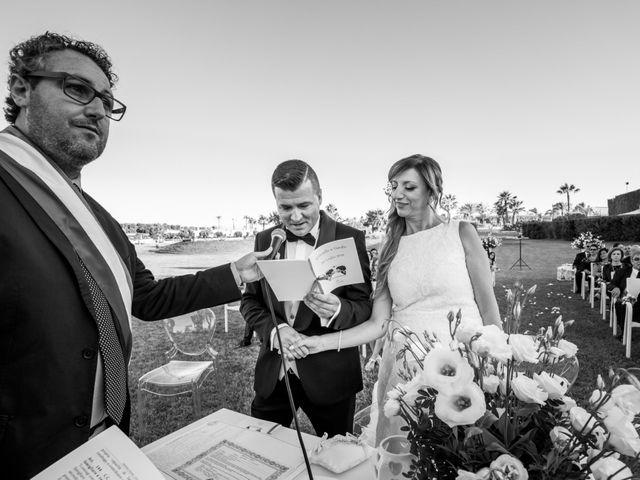 Il matrimonio di Danilo e Gabriella a Mesagne, Brindisi 54