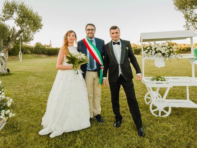 Il matrimonio di Danilo e Gabriella a Mesagne, Brindisi 57