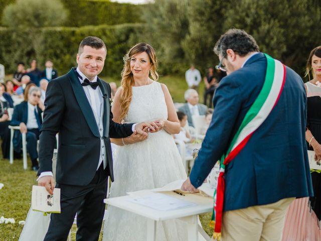Il matrimonio di Danilo e Gabriella a Mesagne, Brindisi 60
