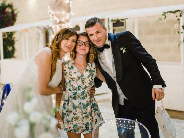 Il matrimonio di Danilo e Gabriella a Mesagne, Brindisi 81