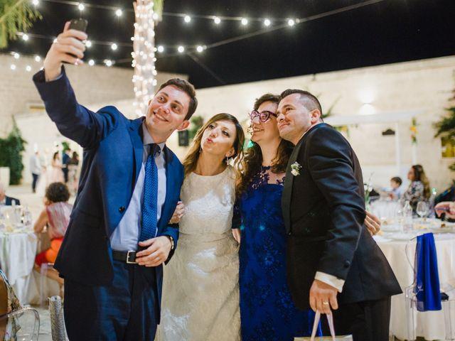 Il matrimonio di Danilo e Gabriella a Mesagne, Brindisi 82