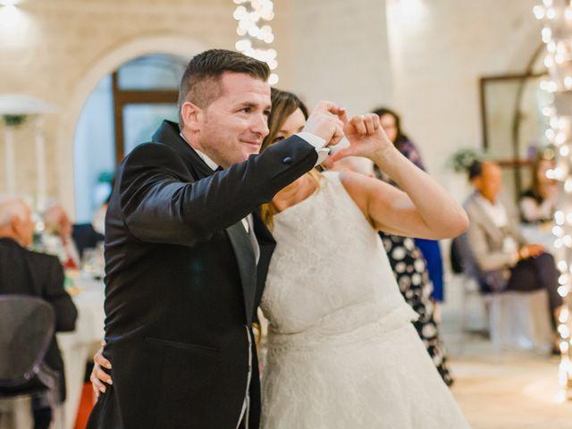 Il matrimonio di Danilo e Gabriella a Mesagne, Brindisi 87