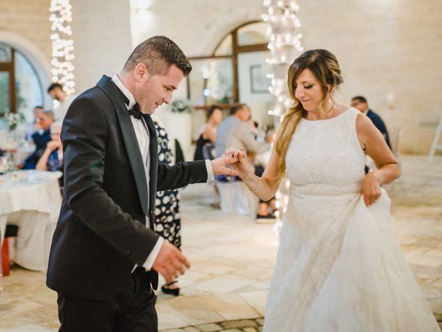 Il matrimonio di Danilo e Gabriella a Mesagne, Brindisi 88