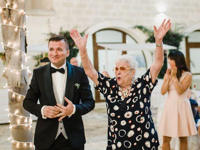 Il matrimonio di Danilo e Gabriella a Mesagne, Brindisi 90
