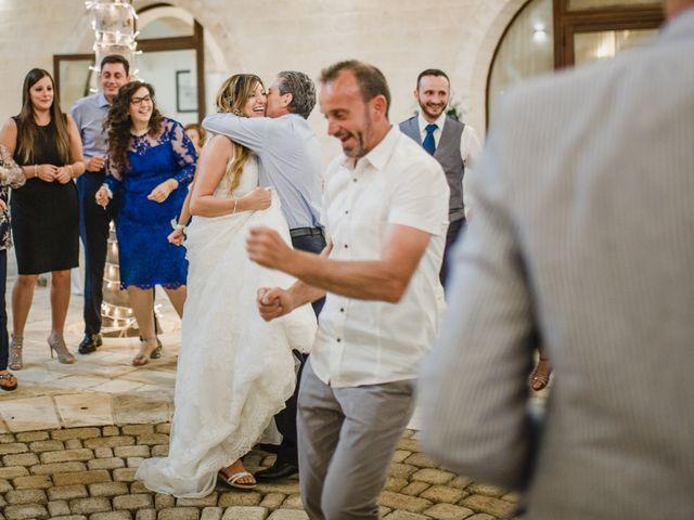 Il matrimonio di Danilo e Gabriella a Mesagne, Brindisi 91