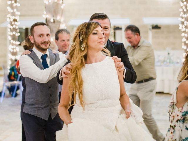 Il matrimonio di Danilo e Gabriella a Mesagne, Brindisi 92