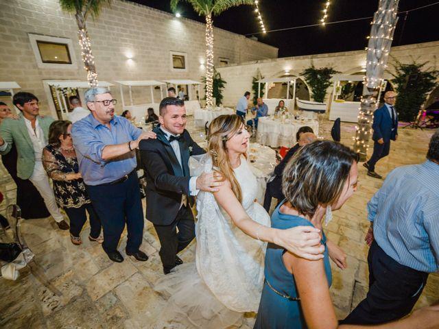 Il matrimonio di Danilo e Gabriella a Mesagne, Brindisi 95